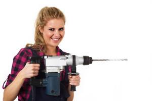 bohrhammer bohren