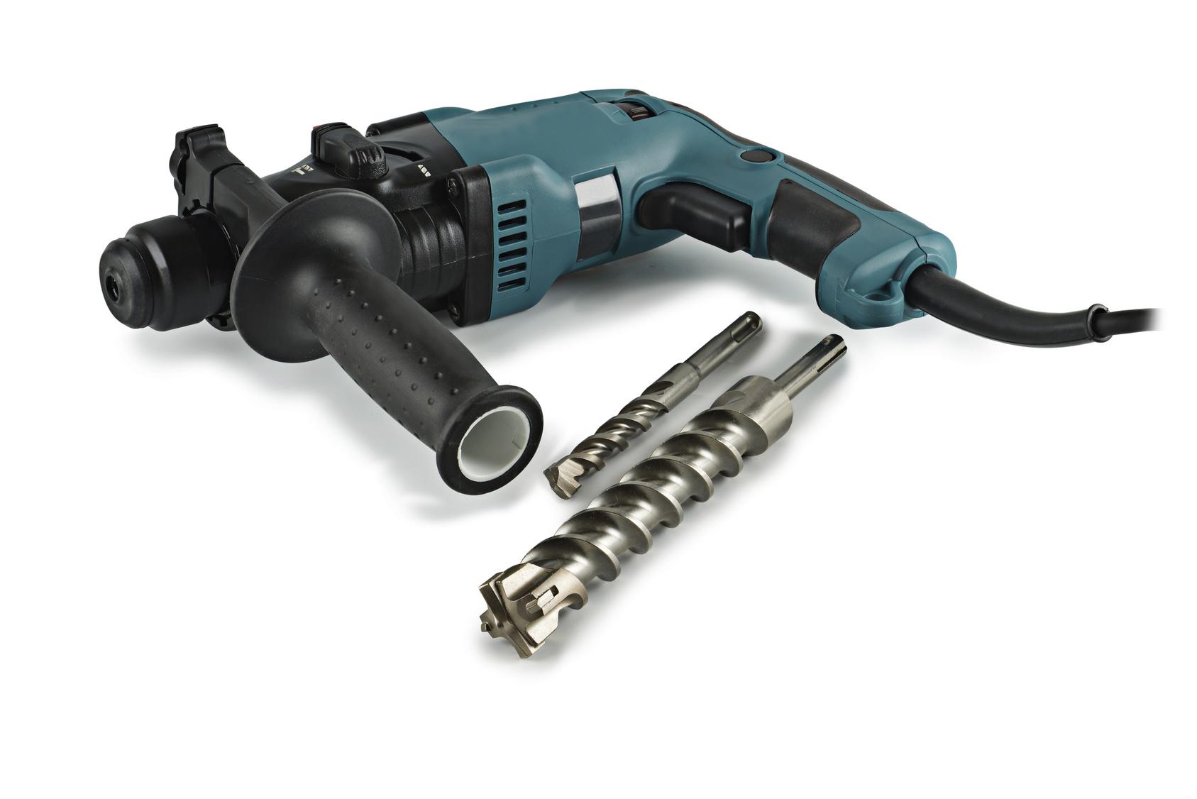 Favorit Schlagbohrmaschine oder Bohrhammer? | Bohrhammertests PH06